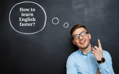 Is there any fast way to learn English?